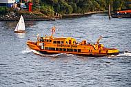 Hafenfähre Jan Molsen in Hamburg