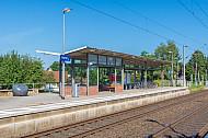 Bahnhof Horst in Schleswig-Holstein