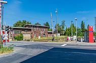 Bahnhof Dauenhof in Schleswig-Holstein
