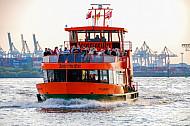 Hafenfähre Tollerort in Hamburg