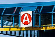 Logo der AKN im HVV