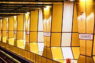 U-Bahnhof Jungfernstieg in Hamburg