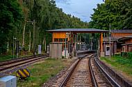 S-Bahnhof Sülldorf in Hamburg