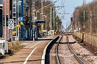 Bahnhof Tornesch in Schleswig-Holstein